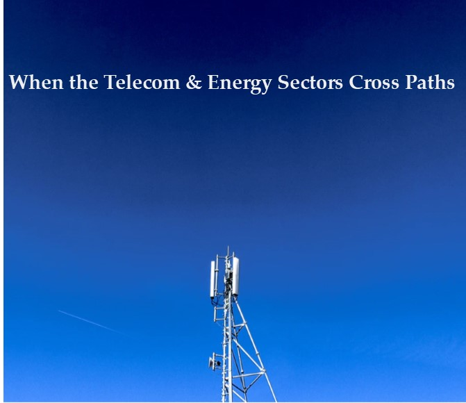 Infrastructure Law or when the telecom and energy sectors cross paths